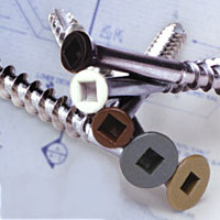 Headcote - Deck Screws