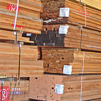 Thompson Mahogany - Imported Hardwood Lumber